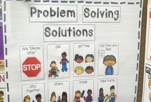 Calming space/ Social problem solving