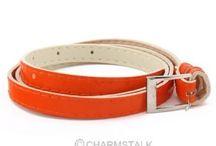 Hüftgürtel / Hüftgürtel für Frauen orange