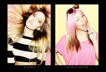 Hairspiration Board / by Audrey Olenick Strange Beauty Show