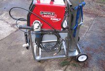 Welder Welding Carts / A compilations of welding carts across the net.