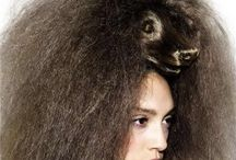 Interesting Hairdos / Hairdo that you have never imagined possible.