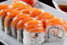 Hannya Sushi Rolls / The best Sushi Rolls at Hannya restaurants in Brickell, Miami