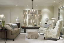 LIVING ROOMS / Formal or informal a place to entertain guest
