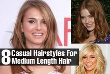 Hair Stylea / Cool hair dos