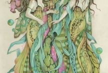 Linda Ravenscroft / Faery Art