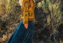 Western / Boho Style / Attire  / by Kat KDS