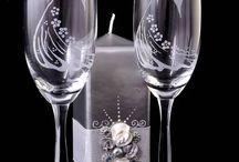 pohár gravírozás