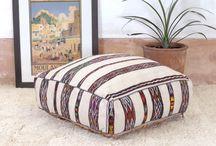 Berber Ware - Kilim textiles