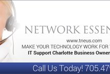IT Services in North Carolina / Looking for a new IT support company in Charlotte? Visit our website or give us a call at (704) 206-8880 to know more about our services.