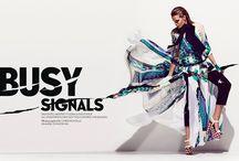 Jessiann Gravel for Fashion Magazine