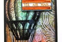 Ink samples / by Pennie Strawbridge-Espiritu