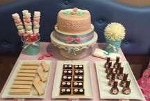 """Sweet table """"SPA PARTY"""""""