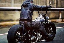 Bobber motosiklet