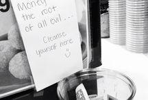 Tip Jar Ideas