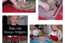 Baby play group ideas / by Rebecca Singh