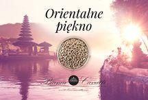Złoto Orientu / Magia Wschodu zaklęta w biżuterii, którą możesz samodzielnie skomponować.