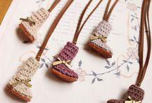 portachiavi crochet