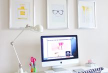 ♡ decoration: home office