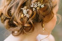 Hairstyles and headpieces