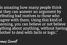 Quotes Thomas Sowel