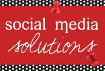 SOCIAL MEDIA SOLUTIONS / by PuTTin' OuT Social Media Marketing