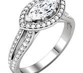 Fabulous Engagement Rings / Diamonds, diamonds, diamonds!!!