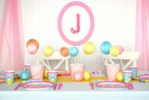 Lalaloopsy Birthday Party Ideas / Check out a birthday party using Lalaloopsy as a theme, featuring decorations, DIY ideas, recipes and activity suggestions.