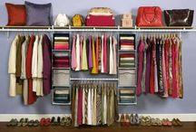 Closet / Idéias para um closet funcional e barato!