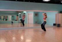get fit 'n Belly dance...