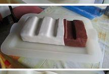 rechteckiger kuchen für fondant