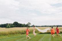 Wedding Day Photo Ideas / Some magical wedding day photographs that might inspire you!