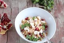 Side dishes & vegatables / by Lisa Tobin-Mckee