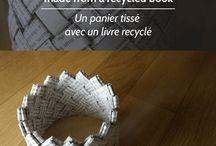 livre recyclé
