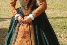 Elizabethan Gowns