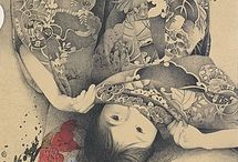 Japanese/chinese art