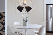 Dining Room Contemporary Lighting