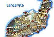 Isla Lanzarote a visitar / Lugares pendientes de visitar