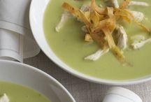 yum. soups