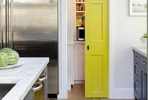 For the Home - Kitchen Love / Kitchen design that I love / by Annie Aldaco