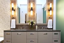 Bathroom ideas / by Paige Ball