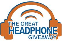 The Great Headphone Giveaway / A weekly charitable giving program of Encore Data Products