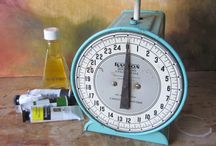 Keuken = Keuken Weegschaal - Kitchen Scale