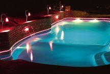Inground Swimming Pools / Beautiful inground fiberglass pools