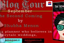 The Second Coming by Shubha Menon / https://www.goodreads.com/book/show/24988142-the-second-coming