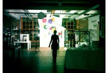 Behind the Scenes... / Behind the scenes at The Biscuit Factory...
