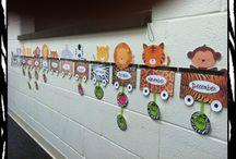 Junglee Theme Classroom