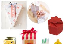 GIFT BOXES & ENVELOPE
