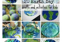 Earth Day Activities / by Calvin College Ecosystem Preserve