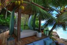 Relaxing places / by Deborah Nanney
