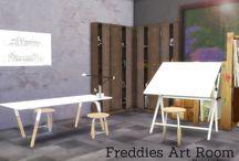 Sims 4 : Décoration / les décorations sims 4 que je possède